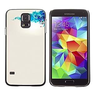 Stuss Case / Funda Carcasa protectora - The China White Geisha - Samsung Galaxy S5
