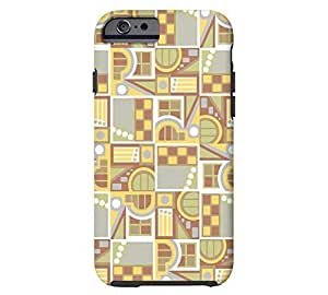 A2 iphone 5 5s Alloy orange Tough Phone Case - Design By Humans