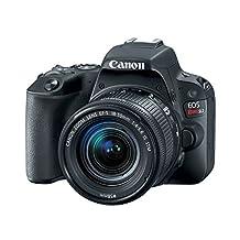 Canon EOSREBELSL2 EOS Rebel SL2 DSLR Camera w/ EF-S 18-55mm Lens EOSREBELSL2
