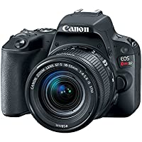 Canon EOS Rebel SL2 24.2MP Full HD 1080p Wi-Fi Digital SLR Camera