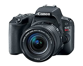 Canon EOS Rebel SL2 DSLR Camera with EF-S 18-55mm STM Lens - WiFi Enabled (B071K62DPN) | Amazon Products