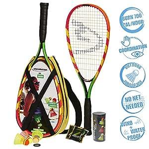 Speedminton S600 Set - Original Speed Badminton