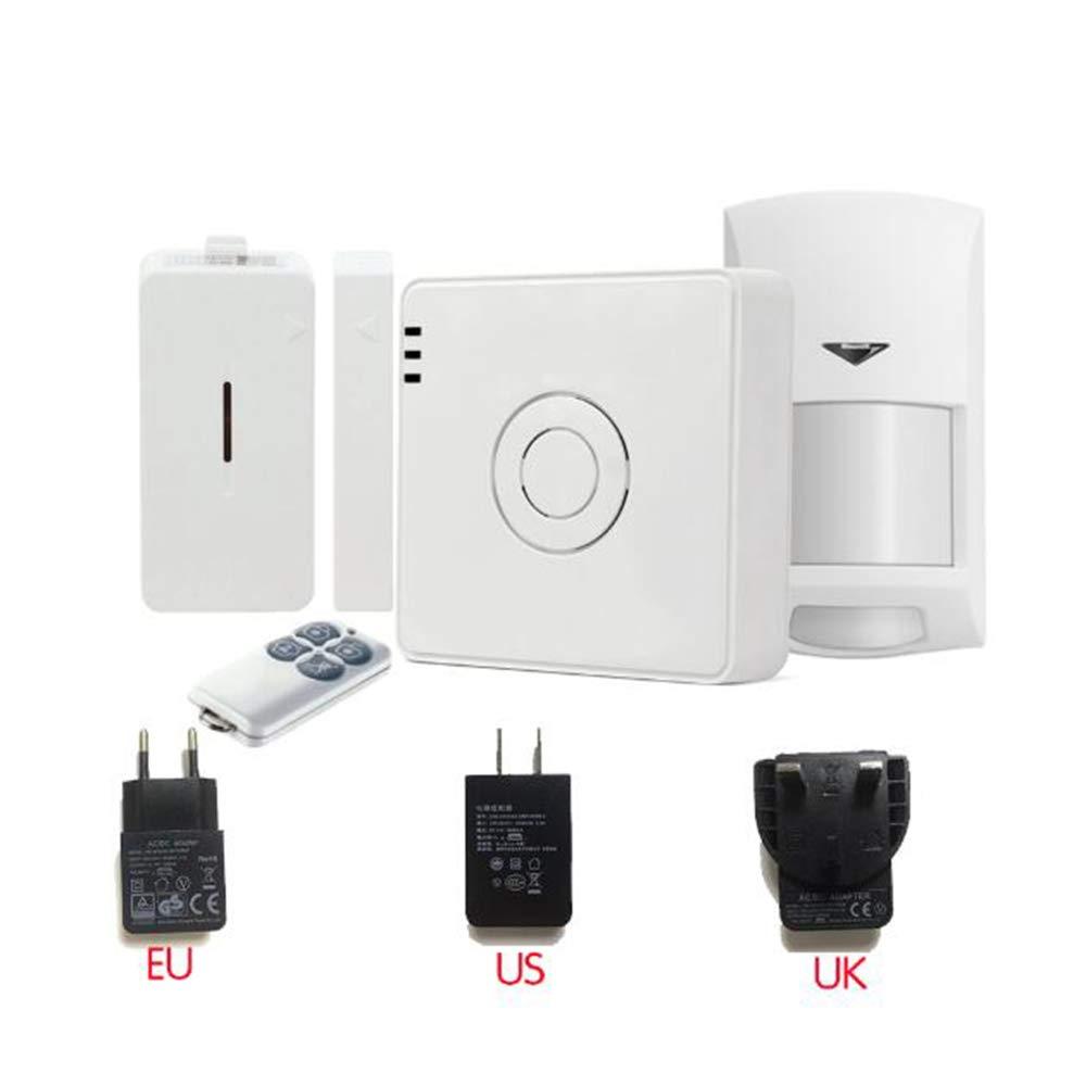YUEC Kit de Arranque de Seguridad Inteligente, Detector de ...