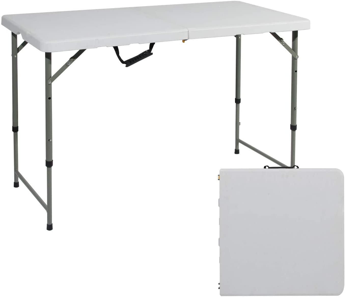 soges Portable Folding Table Camping Buffet Table Wedding table Garden table Party Table,HP-122-1