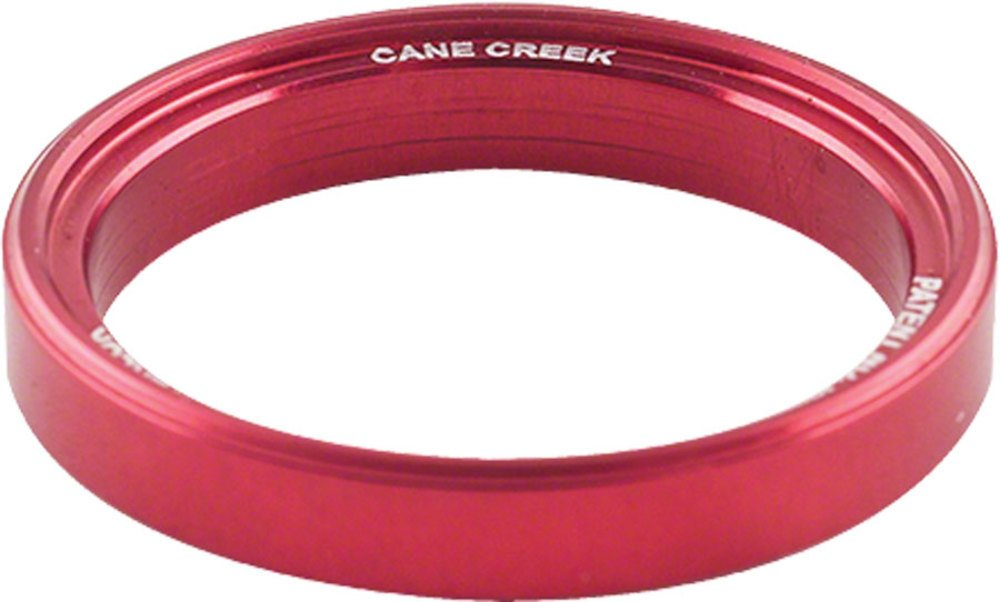 Cane Creek Interlok 5mm Spacer Red by Cane Creek