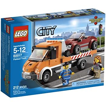 Amazon.com: LEGO City Tow Truck (7638): Toys & Games