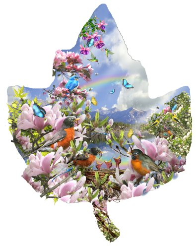 Signs of Spring 1000 pc Jigsaw Puzzle