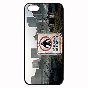 District 9 pattern Image 4 Case Cover Hard Plastic Case tive Iphone 4s / Iphone for Iphone 5/5sprotec