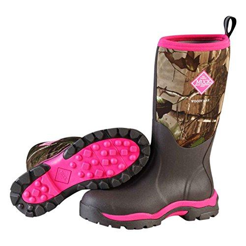 Woody Max Hunting Boot - 3