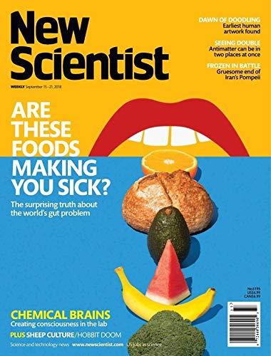 Magazines : New Scientist