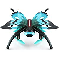 Nicerokaka JJRC H42 2.4G RC Wifi Cute Butterfly Quadcopter