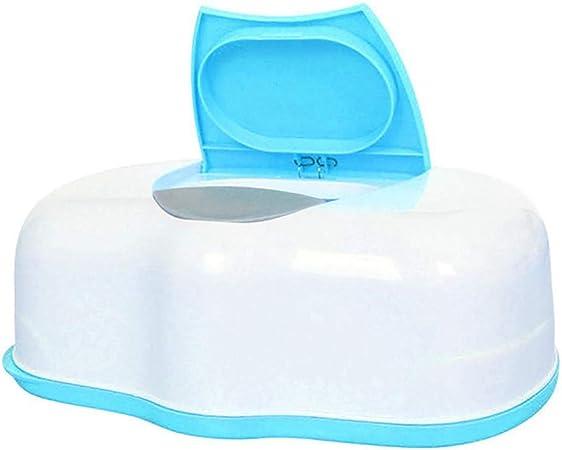 Ntribut Caja Dispensadora De Tejidos Húmedos Portátil Al Aire Libre para Bebés Caja De Toallitas Húmedas Estuche Conveniente para Toallitas Toallitas Estuche para Viajes Uso para Bebés: Amazon.es: Hogar
