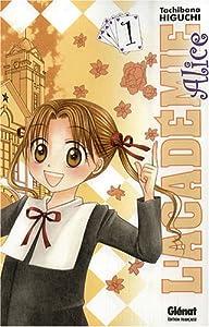 vignette de 'L'Académie Alice n° 1 (Tachibana Higuchi)'