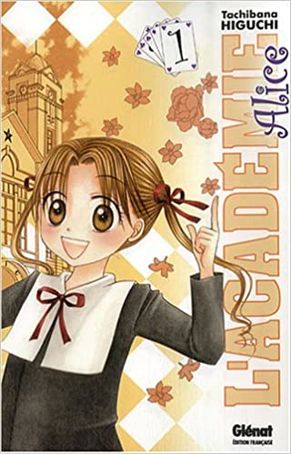 Amazon Fr L Academie Alice Tome 1 Tachibana Higuchi