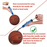"SKOLOO 3 Packs 10"" Portable Hand Air Ball"