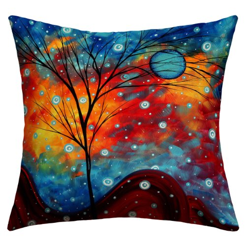 Designs Madart Summer Outdoor Pillow