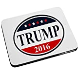 Donald Trump 2016 Presidential Make America Great Again Mouse Pad by BeeGeeTees