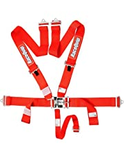 RED 5PT Harness