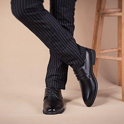 Gli uomini uomini uomini sono casualmente le scarpe e cashmere di scarpe casual uomini in uniforme.,nero,trentotto f74db1