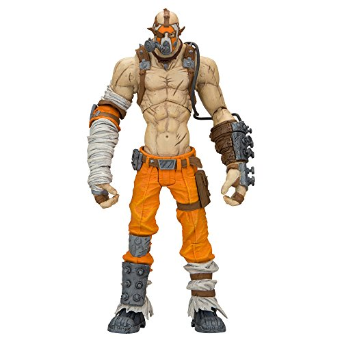 McFarlane Toys Borderlands Krieg Collectible Action Figure