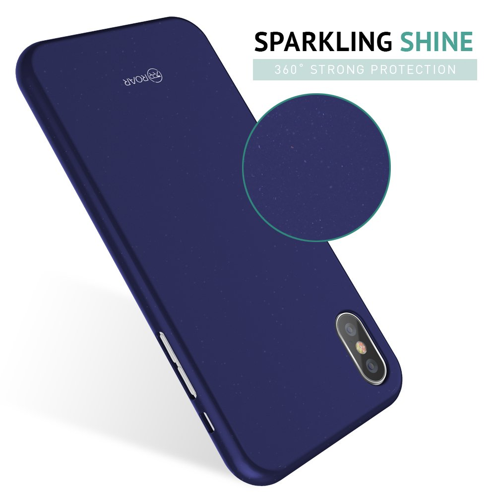 iPhone XR Sparkling Shine TPU Silicone Case [LALA Glaze]. Enjoy Casual Point Design with Soft Airframe and Anti-Slip Grip. Protect All Round with ...