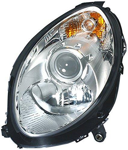 con l/ámpara alcance luces HELLA 1EL 263 037-011 Hal/ógena Projecteur principal con servomotor para reg izquierda Sin luz din/ámica de curva