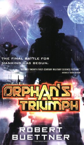 book cover of Orphan\'s Triumph