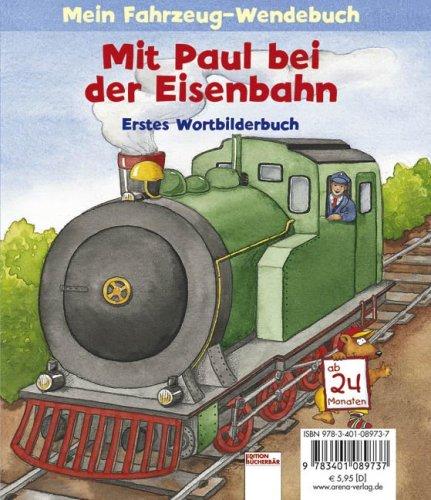 Mit Paul bei der Eisenbahn