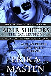 Aesir Shifters: The Collection (Aesir Shifters BBW Romance Book 5)