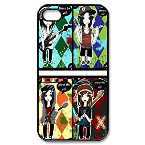 Pierce the Veil Case for Iphone 4/4s Petercustomshop-IPhone 4-PC01164