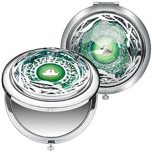 sephora compact mirror. disney by sephora ariel set the mood compact mirror
