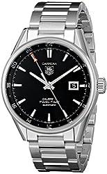 TAG Heuer Men's WAR2010.BA0723 Analog Display Swiss Automatic Silver Watch