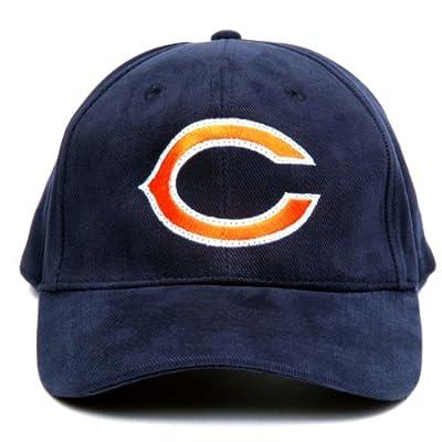 NFL Chicago Bears LED Light-Up Logo Adjustable Hat from Lightwear