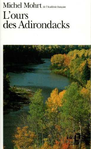 [E.B.O.O.K] Ours Des Adirondacks (Folio) (English and French Edition) KINDLE