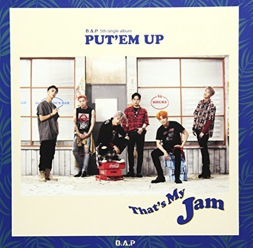 CD : B.A.P - Put 'em Up (Asia - Import)