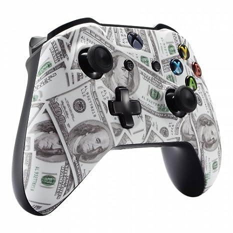 Amazon.com: Xbox One S Wireless Bluetooth Custom Controller ...