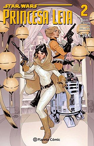 Descargar Libro Star Wars. Princesa Leia - Número 2 Mark Waid