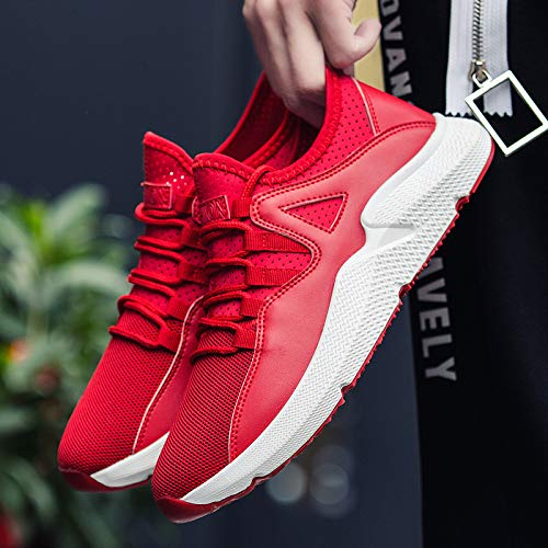 Men Winter Trend Running Fashion Breathable Weaving NANXIEHO Men's Flying Shoes and Autumn Shoes Leisure fTwq1FnSB
