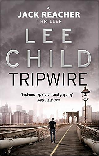 tripwire jack reacher book 3