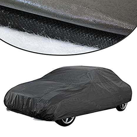 LT Sport SN#100000001339-302 For BMW All Weather Black Shield Car Cover