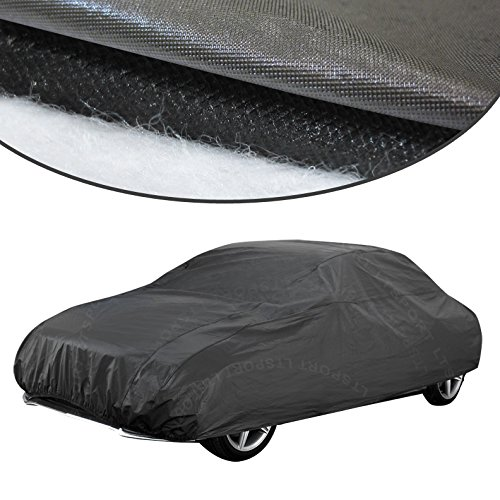 LT Sport SN#100000001337-311 For TOYOTA All Weather Protection Car Cover (Toyota Yaris Sedan Review)