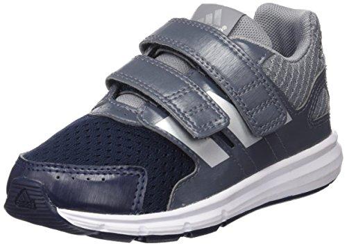 adidas LK 6, Kleinkindersportschuhe für Jungen, Grau