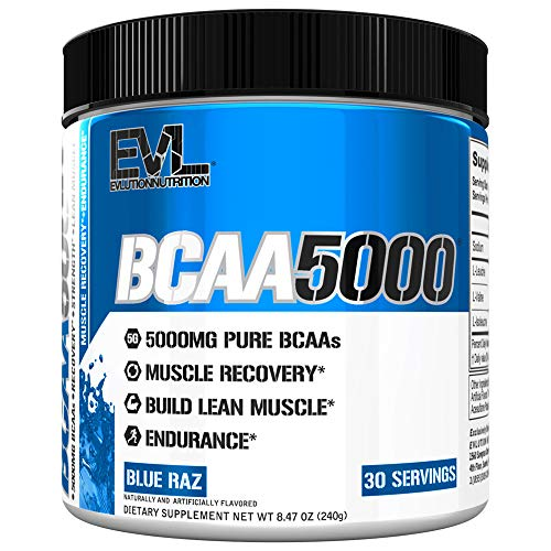Evlution Nutrition BCAA5000 Powder 5...