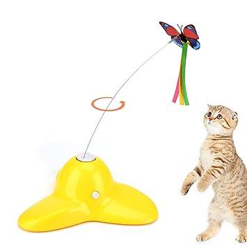 jouet chat papillon amazon