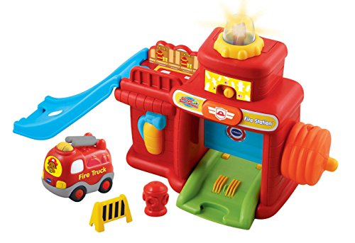 VTech Go! Go! Smart Wheels Fire Station