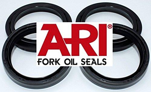 - ARI Fork Oil Seals & Dust Seals for Honda CR CRF 250 450 CR250 CRF250 CRF450, Kawasaki KX250 KX 250, Suzuki RM 125 RMZ 250 RM125 RM250 RMZ250 DRZ400 DRZ 400 RMX 450 RMX450 RMZ450.