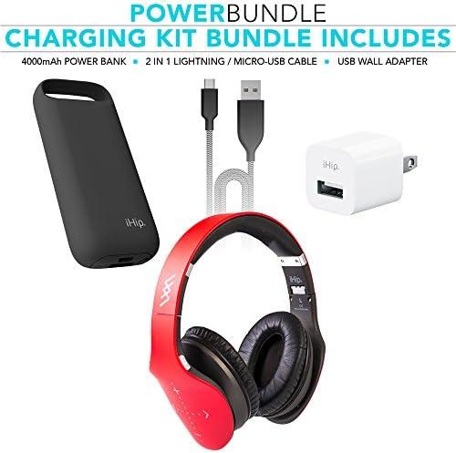 Control Wireless Bluetooth Headphones Built product image