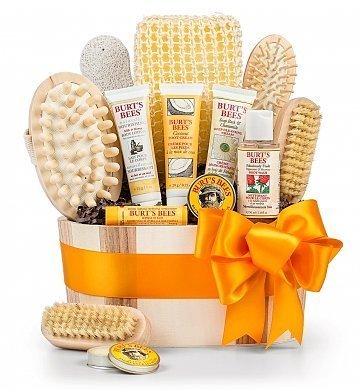 Bath & Body Invigoration Spa Gift Basket