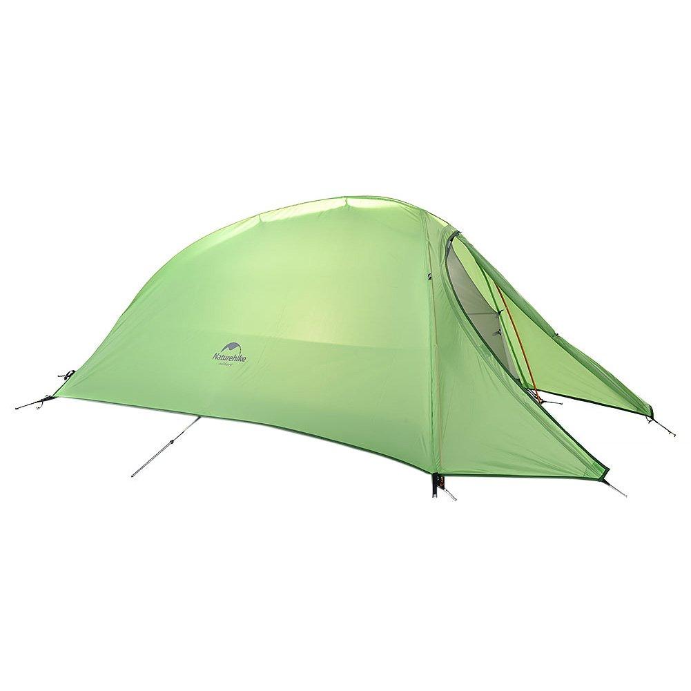 [ ネイチャーハイク ] Naturehike Tent ] 1人用 防水シリコン加工 ウルトラライト ダブルウォールテント Ultralight Ultralight One-Man Cloud Up-1 Tent NH15T001-T 正規販売店 マスタードグリーン B07B6J2ND3, bambooleaf.:41e46cdb --- ijpba.info