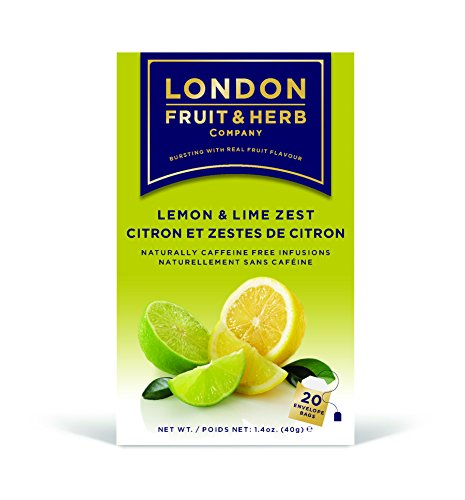 Lime Zest (Lemon & Lime Zest - 20bags)
